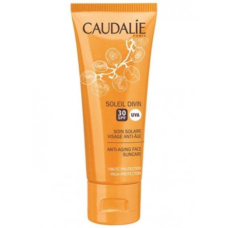 Caudalie Soleil Divin Soin Solaire Visage IP 30 40 ml