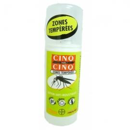 Cinq Sur Cinq Lotion Anti-moustiques Zones Tempérées 75 ml
