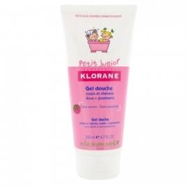 Klorane Petit Junior Gel Douche Parfum Framboise 200ml