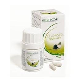 Naturactive Elusanes radis noir 30 gélules