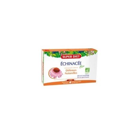 Super Diet Echinacée Bio 20 Ampoules x 15 ml