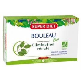 Super Diet Bouleau Bio Elimination Rénale 20 ampoules