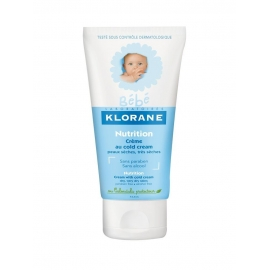 Klorane Bebe Nutrition Creme Au Cold Cream 40ml