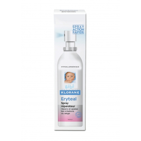 Klorane Bebe Eryteal Spray Reparateur 75ml