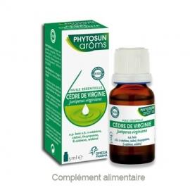 Phytosun Aroms Huile Essentielle Cèdre 5 ml