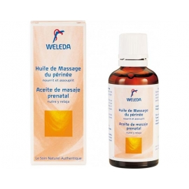 Weleda Huile de Massage du Perinée 50 ML
