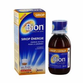 Bion 3 sirop énergie 150 ml
