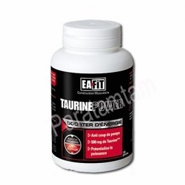 EAFIT CONSTRUCTION MUSCULAIRE TAURINE POWER 120 GELLULES