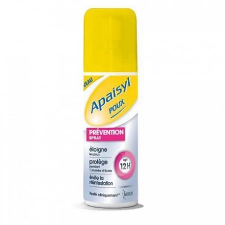 Apaisyl Poux Prevention Spray 90 ml