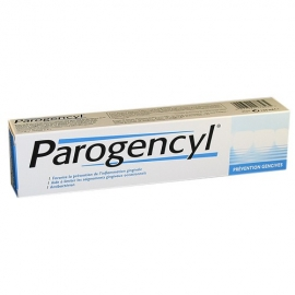 Parogencyl Dentifrice Prévention Gencives 75 ml