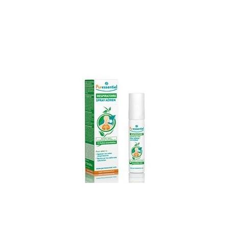 Puressentiel Respiratoire Spray Aérien Aux 19 Huiles Essentielles 20 ML
