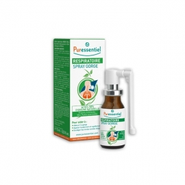 Puressentiel Respiratoire Spray Gorge 15 ml