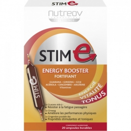 Stim E Energy Booster 20 ampoules