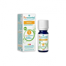 Puressentiel Huile Essentielle Bio Basilic 5 ml