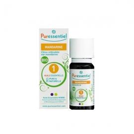 Puressentiel Huile Essentielle Bio Mandarine verte 10 ml