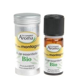 Le Comptoir Aroma Huile Essentielle Bio Pin des Montagnes 5 ML