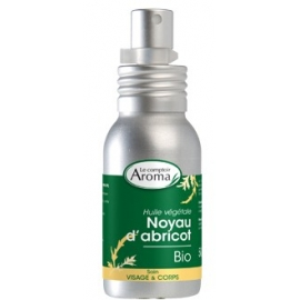 le Comptoir Aroma Huile Vegetale Bio Noyau D'abricot 50 ML