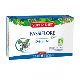 Super Diet Passiflore Bio 20 Ampoules