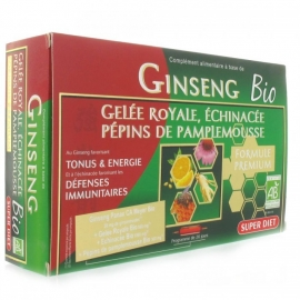 Super Diet Ginseng Bio 20 Ampoules