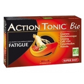 Super Diet Action Tonic Bio 20 Ampoules
