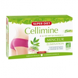 Super Diet Cellimine Minceur Bio 20 Ampoules