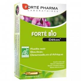 Forté Pharma Forté Bio Détox 20 Ampoules