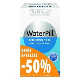 Nutreov Physcience WaterPill Rétentions D'eau 2 x 30 Comprimes