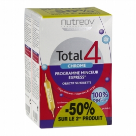 Nutreov Physcience Total 4 Chrome 2 x 30 Ampoules