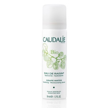 CAUDALIE EAU DE RAISIN BIO 50 ML