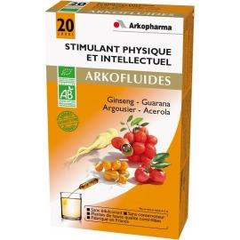 Arkopharma Arkofluides Bio Stimulant 20 Ampoules