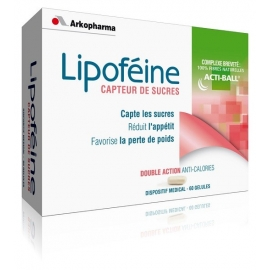 Arkopharma Lipoféine 60 gélules