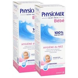 Physiomer Nourrisson Micro-diffusion 115 ml X 2