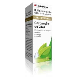 Arkopharma Arko Essentiel Citronnelle de Java 10 ml