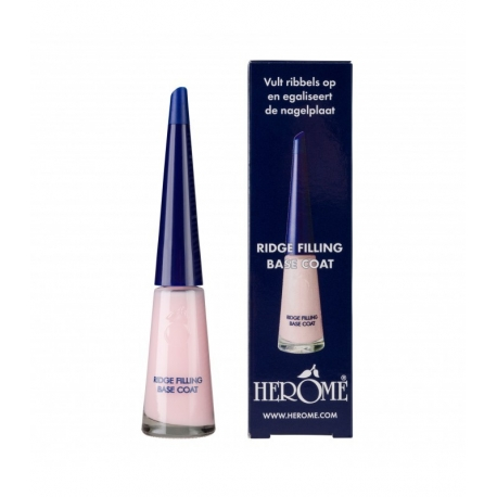 Herôme Base Lissante (Top Coat) Pour Ongles 10 ml