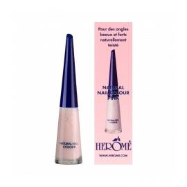 "Herôme Durcisseur Doux Pour Ongles ""Pink"" 10 ml"