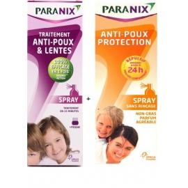 Paranix Kit Traitement & Protection Anti-poux