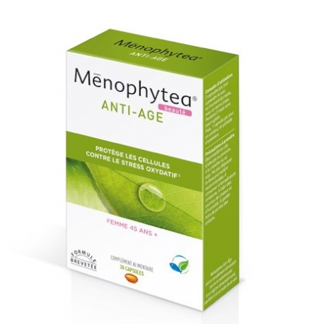 Menophytea Anti Age 30 Comprimes