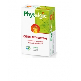 Phytalgic Capital Articulations x 45 Capsules