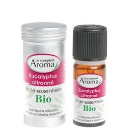 Le Comptoir Aroma Huile Essentielle Bio Eucalyptus Citronné 10 ml