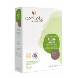 Argiletz Argile Verte Masque & Bain 300 g