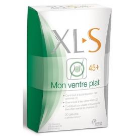 XLS Mon ventre plat 45+ 30 gélules