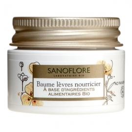Sanoflore Baume lèvres nourricier 12 gr