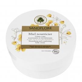 Sanoflore Miel nourricier - crème corps nourrissante et réconfortante 200 ML