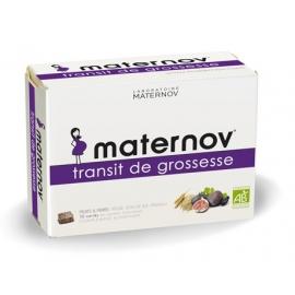 Maternov Transit de Grossesse Bio 10 Carrés