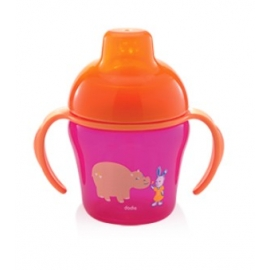 Dodie Tasse D'apprentissage Rose 200 ml