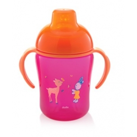 Dodie Tasse D'apprentissage Rose 300 ml