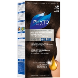 Phyto PhytoColor coloration permanente 4M Chatain clair marron