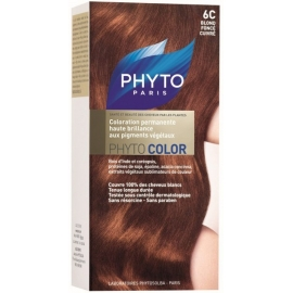 Phyto PhytoColor coloration permanente 6C bond foncé cuivre