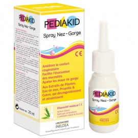 Pediakid Spray Nez-Gorge 20 ml
