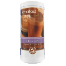 Protifast Hyperproteine Dessert Chocolat Pot 500 G